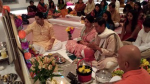 New Year Day 2014 – Sri Satyanaryana Puja